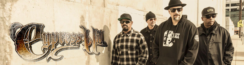 Cypress Hill Merchandise