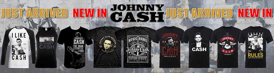 JohnnyCash merch