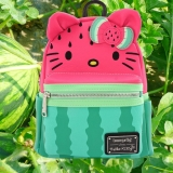 Mini batoh Loungefly - Hello Kitty - Water Melon