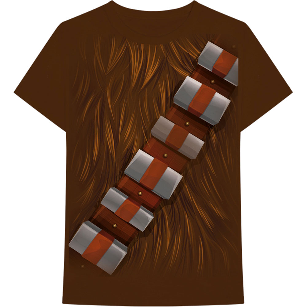 Tričko Star Wars - Chewbacca Chest