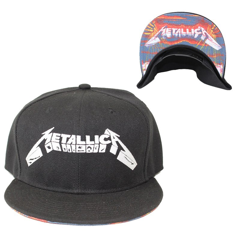 Šiltovka Metallica Bootleg MOP Cover