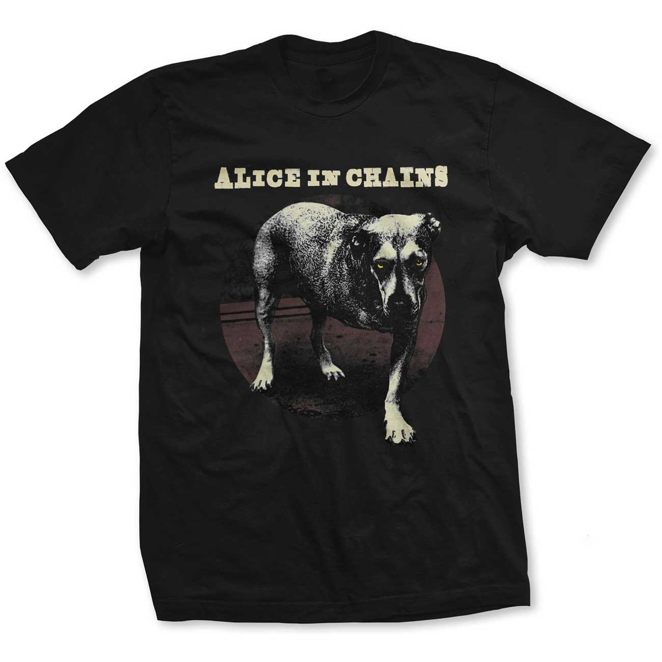 Tričko Alice In Chains - Three Legged Dog