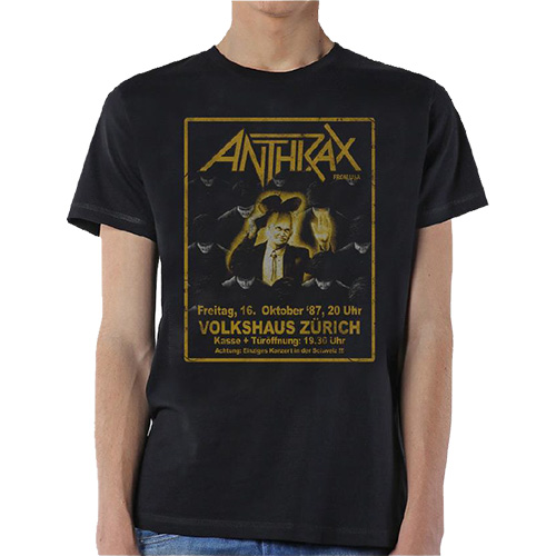 Tričko Anthrax - Among The Living New