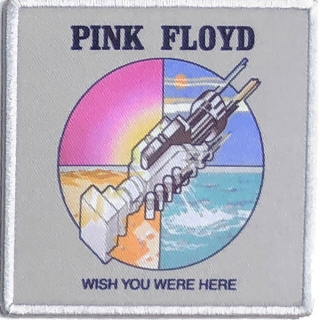 Nažehlovačka Pink Floyd - Wish You Were Here Original