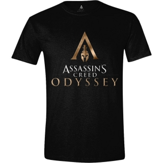 Tričko Assassin's Creed Odyssey - Game Logo