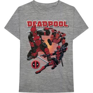 69e616c86f1d Tričko Marvel - Deadpool - Deadpool Collage 1 empty
