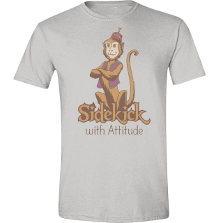 Tričko Aladdin - Sidekick with Attitude