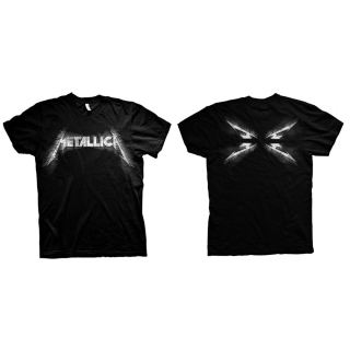 Tričko Metallica - SPIKED (BACK PRINT)