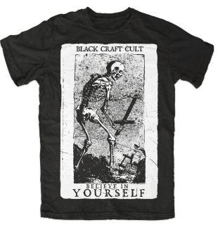 Tričko Blackcraft Cult - Believe In Yourself Tarot