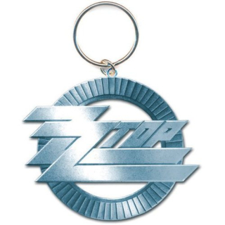 Kľúčenka ZZ Top - Circle Logo