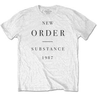 Tričko New Order - Substance