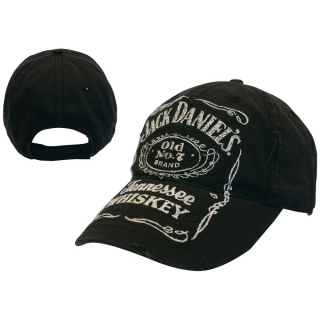Šiltovka - Jack Daniels - Adjustable Trucker Cap