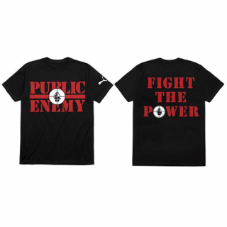 Tričko Public Enemy - Fight The Power