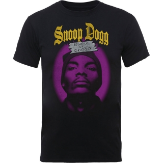 Tričko Snoop Dogg - Beware of the Dog