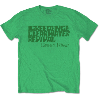 Tričko Creedence Clearwater Revival - Green River