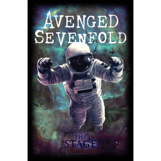Textilný plagát Avenged Sevenfold - The Stage