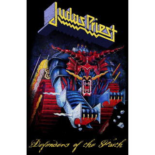 Textilný plagát Judas Priest - Defenders Of The Faith