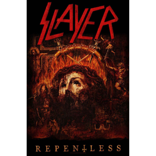 Textilný plagát Slayer - Repentless