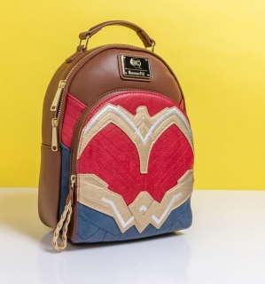 Mini batoh Loungefly - DC Comics - Wonder Woman