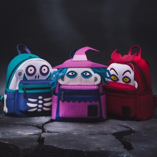 Mini batoh Loungefly - The Nightmare Before Christmas - Shock