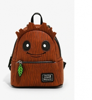 Mini batoh Loungefly - Marvel - Guardians of the Galaxy - Groot