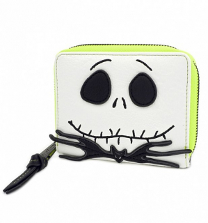 Peňaženka Loungefly - Disney - The Nightmare Before Christmas - Jack Skellington