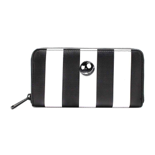 Peňaženka Loungefly - Disney - The Nightmare Before Christmas - Striped