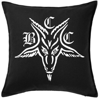 Vankúš Blackcraft Cult - BCC Goat