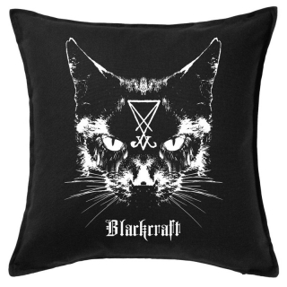 Vankúš Blackcraft Cult - Lucifer The Cat