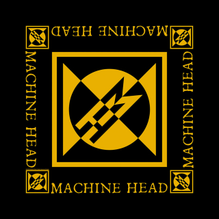 Bandana/šatka - Machine Head - Diamond Logo