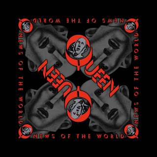 Bandana/šatka - Queen - News of the World