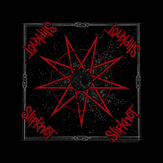 Bandana/šatka - Slipknot - Nine Pointed Star