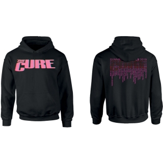 Mikina The Cure - Neon Logo (EX-TOUR/BACK PRINT)