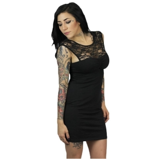 Mini šaty Sullen Clothing - Lace Little