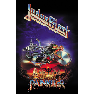 Textilný plagát Judas Priest - Painkiller