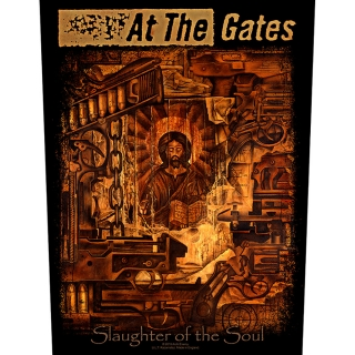 Veľká nášivka - At The Gates - Slaughter of the Soul