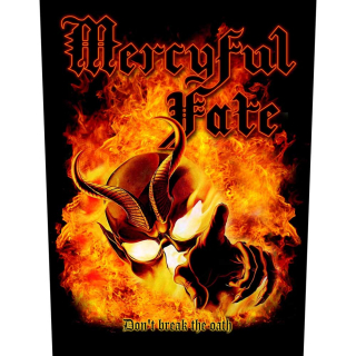 Veľká nášivka - Mercyful Fate - Don't Break The Oath