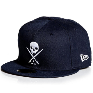 Šiltovka Sullen - New Era Fitted - Badge Navy