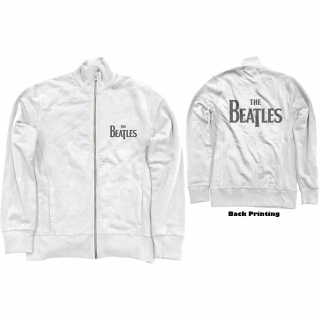 Retro mikina The Beatles - Drop T Logo