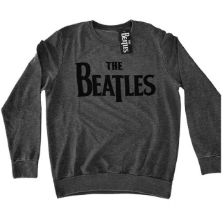 Sweatshirt The Beatles - Drop T Logo