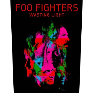 Veľká nášivka - Foo Fighters - Wasting Lights