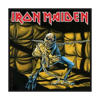 Malá nášivka - Iron Maiden - Piece OF Mind
