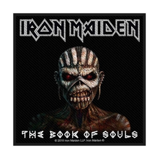 Malá nášivka - Iron Maiden - The Book Of Souls