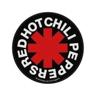 Malá nášivka - Red Hot Chili Peppers - Asterisk