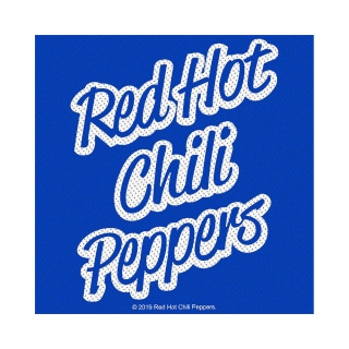 Malá nášivka - Red Hot Chili Peppers - Track Top