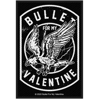 Malá nášivka - Bullet For My Valentine - Eagle