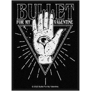 Malá nášivka - Bullet For My Valentine - All Seeing Eye