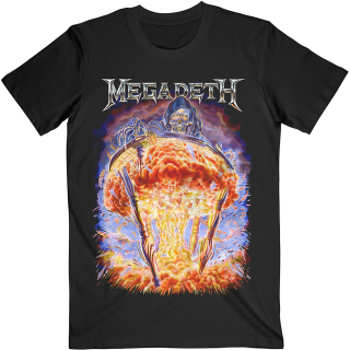Tričko Megadeth - Countdown to Extinction