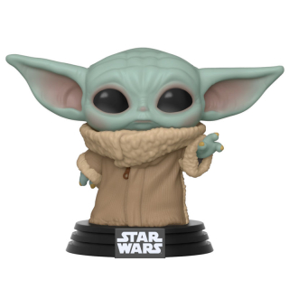 Figúrka Funko POP - Star Wars Mandalorian Yoda The Child