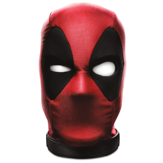 Marvel Legends English Interactive Electronic Deadpool's Head
